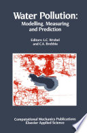 Water Pollution  Modelling  Measuring and Prediction