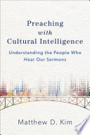 Preaching with Cultural Intelligence