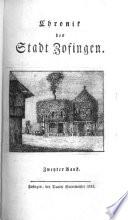 Chronik der Stadt Zofingen