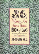 Mars and Venus Book of Days