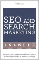 download ebook seo and search marketing in a week pdf epub