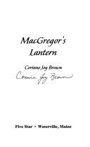 MacGregor's Lantern