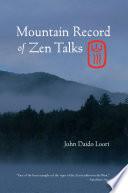 . Mountain Record of Zen Talks .