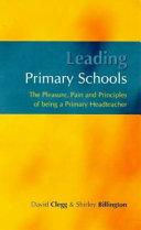 Leading Primary Schools