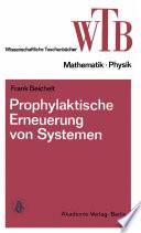 Prophylaktische Erneuerung von Systemen