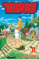 Toriko, Vol. 11 : arm. while komatsu continues the...