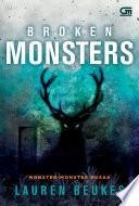 Monster Monster Rusak  Broken Monsters