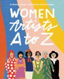 Women Artists A to Z Book