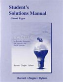 Student s Solutions Manual for Calculus for Business  Economics  Life Sciences   Social Sciences