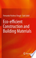 Eco efficient Construction and Building Materials
