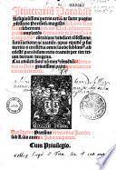 Itinerariu Paradisi... Johanis Raulin ... complectes Sermones de Penitetia & eius partibus... Cui adiucti sunt... sermones... de matrimonio : ac viduitate