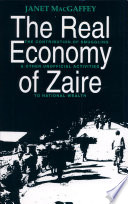 The Real Economy of Zaire
