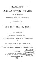 Ebook HANSARD'S PARLIAMENTARY DEBATES, THIRD SERIES: COMMENCING WITH THE ACCESSION OF WILLIAM IV Epub N.A Apps Read Mobile