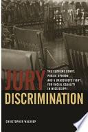 Jury Discrimination