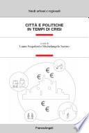 Città e politiche in tempo di crisi