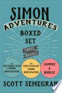 Simon Adventures Boxed Set
