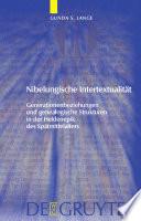 Nibelungische Intertextualität