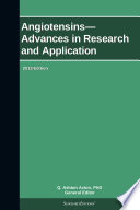 Angiotensins   Advances in Research and Application  2013 Edition