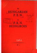 The Hungarian P E N