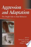 Aggression And Adaptation book