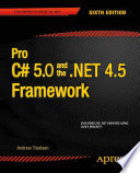 Pro C 5 0 And The Net 4 5 Framework