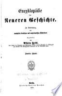 Encyklopädie der neueren Geschichte