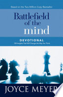 Battlefield Of The Mind Devotional book