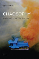 Chaosophy