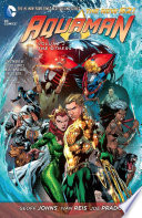 Aquaman Vol. 2: The Others (The New 52) : justice league, aquaman was a part of...