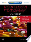 Brody s Human Pharmacology   E Book
