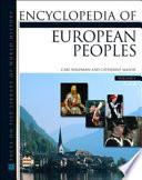 Encyclopedia of European Peoples