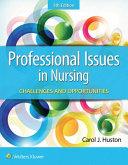 Profess Issues in Nursing (Us Ed)