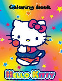 Hello Kitty Coloring Book Book PDF