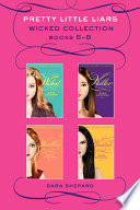 Pretty Little Liars Wicked 4 Book Collection