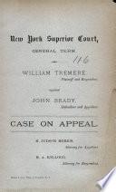 New York Superior Court General Term