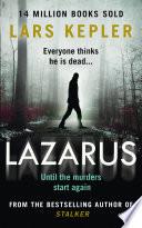 Lazarus Joona Linna Book 7