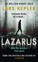 Book Lazarus (Joona Linna, Book 7)