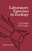 Laboratory Exercises in Zoology