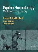 Equine Neonatology