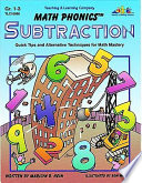Math Phonics Subtraction