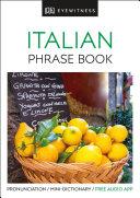 Eyewitness Phrase Book Italian