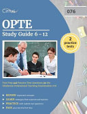 Opte Study Guide 6 12