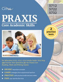 Praxis Core Study Guide 2018 2019
