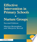 Effective Intervention in Primary Schools