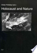 illustration du livre Holocaust and Nature