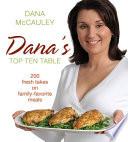 Dana s Top Ten Table