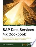 SAP Data Services 4 x Cookbook