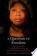 Book A Question of Freedom