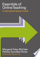 Essentials of Online Teaching