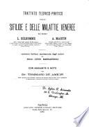 Trattato teorico pratico della sifilide e delle malattie veneree